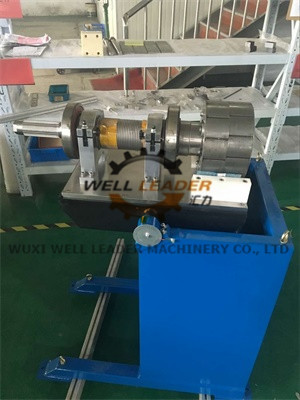 1 Ton Special L Rotary Welding Positioner For Tube Flange Elbow Pipe Welding