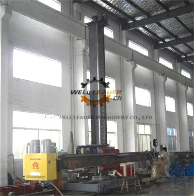Welding Manipulator Motorized Moving Rotation Column and Boom 200x200 slider